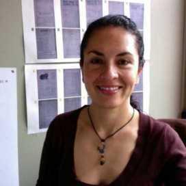 Claudia Angélica Reyes Sarmiento