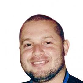 Retrato de Javier Alexander Calderón Rivas
