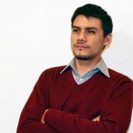 Retrato de Raul Jimenez