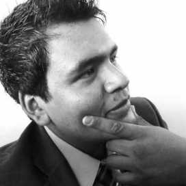 Retrato de Luis Enrique Mendoza