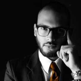 Retrato de Christian Sánchez