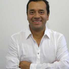 Retrato de Jairo Castro Rodriguez