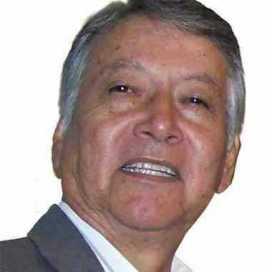 Retrato de Juan Abel Bárcenas García