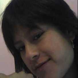 Retrato de Carla Aguirre