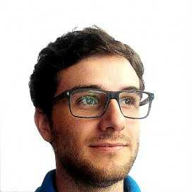 Retrato de Tiago Rossi