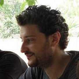Retrato de Santiago Arcucci