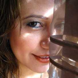 Retrato de Karla Sáenz