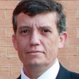 Retrato de Andres Correa