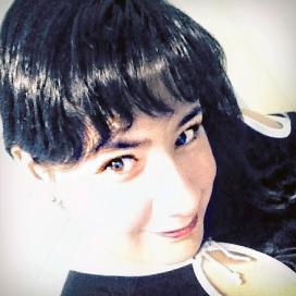 Retrato de Roxana Garcia
