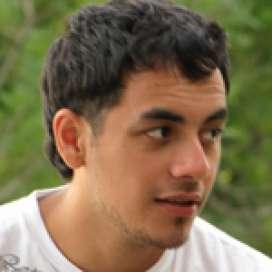 Retrato de Daniel Melgarejo