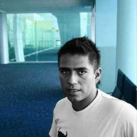 Retrato de Hugo Osorio