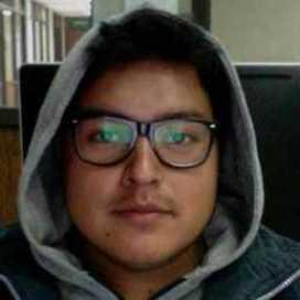 Retrato de Erick Encande Garcia