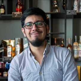 Retrato de Carlos García
