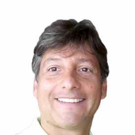 Retrato de Hugo Germán Santander Posada