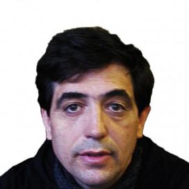 Retrato de Paco Contreras