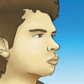 Retrato de Gustavo Rojas