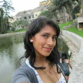 Retrato de Fatima Quiñones Huaycha