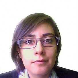 Retrato de Ingrid Gutiérrez