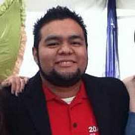 Retrato de Daniel Perez V