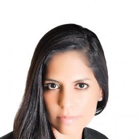 Retrato de Priscila Lima Pereira