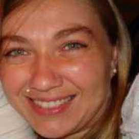 Retrato de María Dos Santos