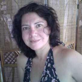 Retrato de Carolina López