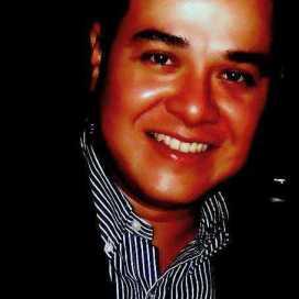 Retrato de Arthur Dueñas