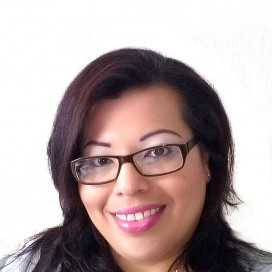 Retrato de Verónica Ramos