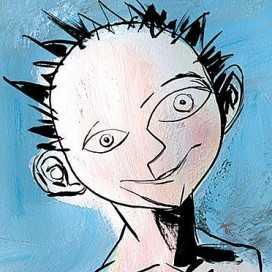 Retrato de José Antonio Morlesín