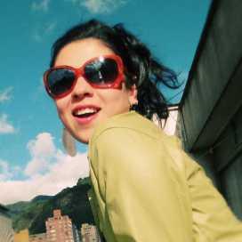 Retrato de Bibiana Bohórquez Santos