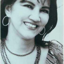 Retrato de Amparo Zúñiga