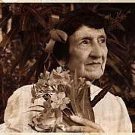 Retrato de Maria Alejandra Díaz Cáceres