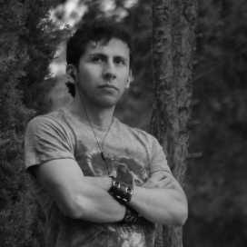 Retrato de Luis Angel Valderrabano Hernandez