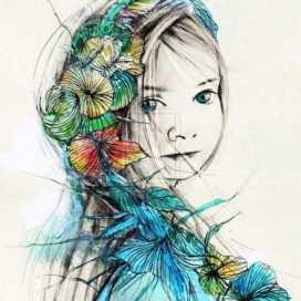 Retrato de Erika Alexandra Castro Brand
