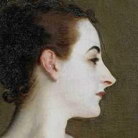 Retrato de Alma Casati