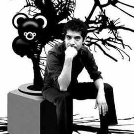 Retrato de Vladimir Santos Aguilar