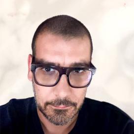 Retrato de Gabo Carabes