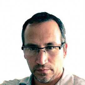 Retrato de Vícthor Chávez