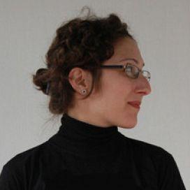 Retrato de Natalia Hallam