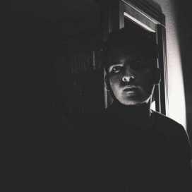 Retrato de Luis Alfredo Domínguez