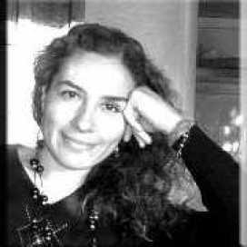 Retrato de Marcia López Toro