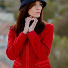 Retrato de Veronica Godoy