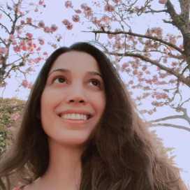 Retrato de Larissa Franciscato