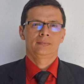 Retrato de Eliazar Martinez Caceres
