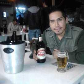 Retrato de Carlos Galicia