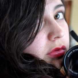 Retrato de Eliana Villamar
