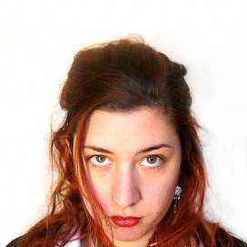 Retrato de Betania Pacin