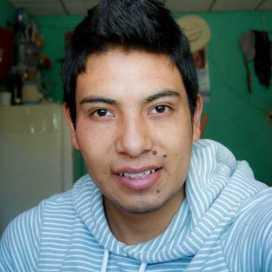 Retrato de Jaime Enrique Andrade Mendoza