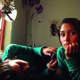 Retrato de Estefanía Valencia