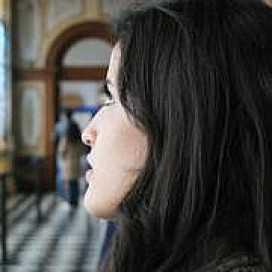 Retrato de Diana Fausto Aguilar